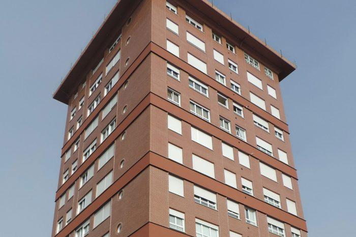 Reforma edificio en vitoria proyecto